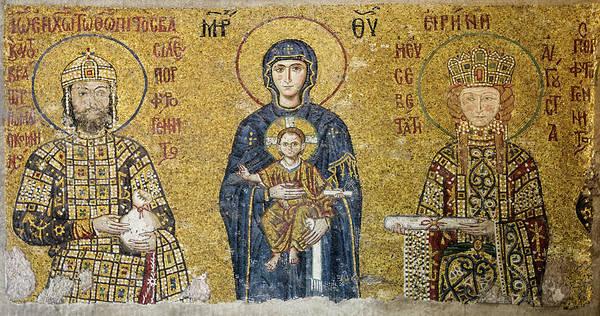 Hagia Sophia Paintings   Fine Art America
