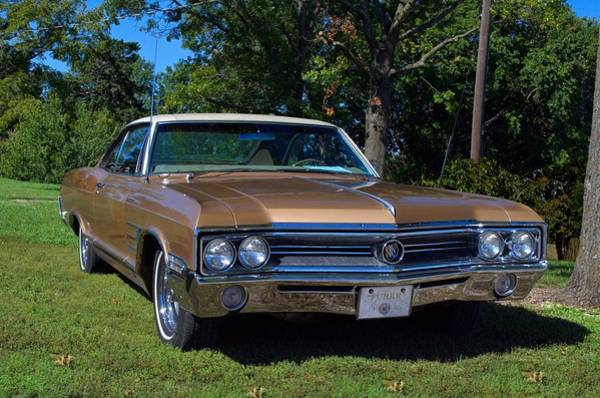 Photograph -  1965 Buick Wildcat by Tim McCullough