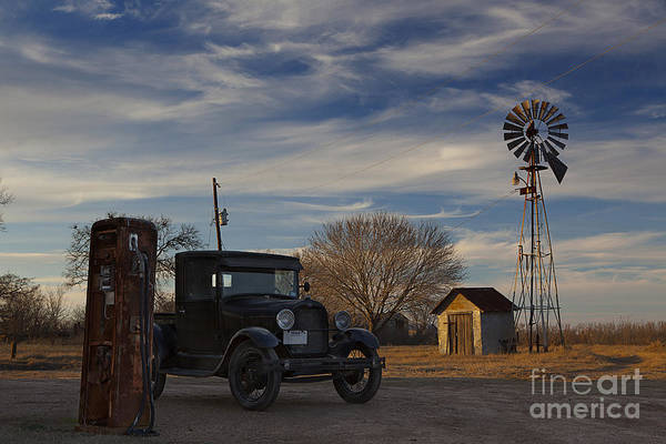 Wall Art - Photograph -  A Lost Era by Keith Kapple