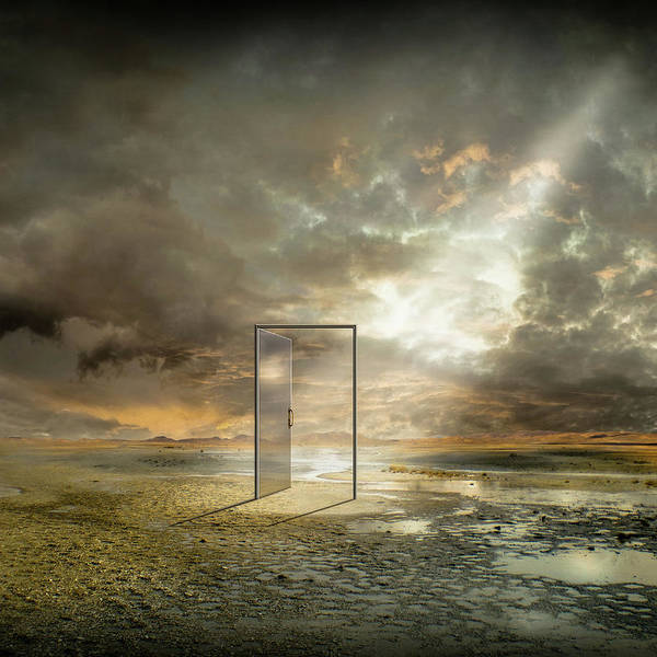 Door Photograph - | Behind The Reality | by Franziskus Pfleghart