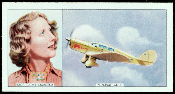 Beryl Markham Wall Art - Drawing -  Beryl Markham, English Pioneer by Mary Evans Picture Library