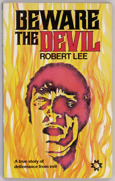 Wall Art - Drawing -  'beware The Devil' Robert Lee by Mary Evans Picture Library