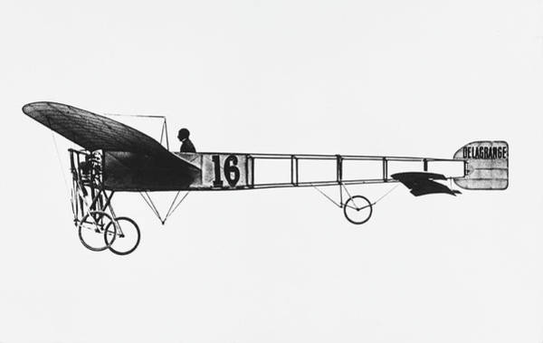 Bleriot Photograph -  Bleriot Monoplane Owned  And Flown by Mary Evans Picture Library