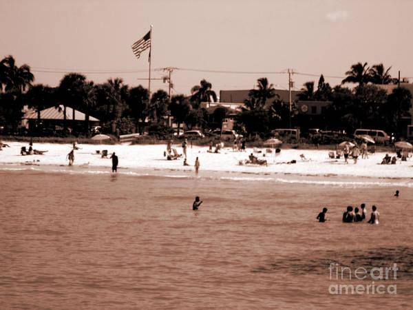 Photograph - Fort Myers Beach by Oksana Semenchenko