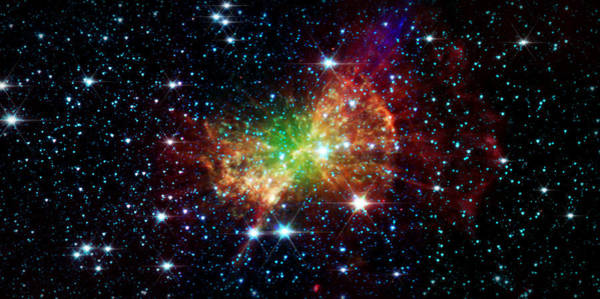 Wall Art - Photograph -  Dumbbell Nebula by Jennifer Rondinelli Reilly - Fine Art Photography