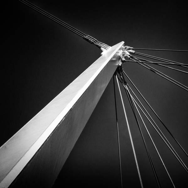 Wall Art - Photograph -  Eureka Skyway - Ashford by Ian Hufton