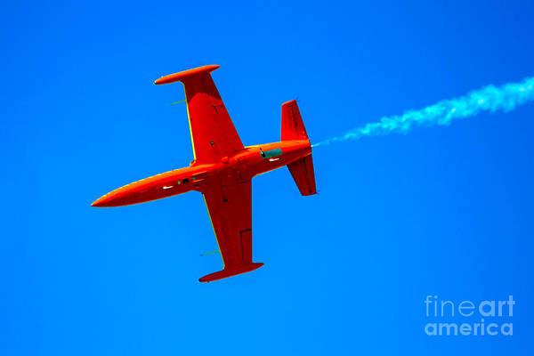 Yuma Photograph -  Firecat by Robert Bales