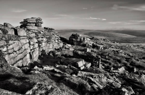 Photograph -  Great Mis Tor by Pete Hemington