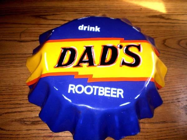 Soda Pop Mixed Media -  Huge Soda Pop Lid by Todd Spaur