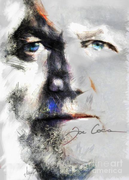 Joe Cocker - Hymn For My Soul     Art Print