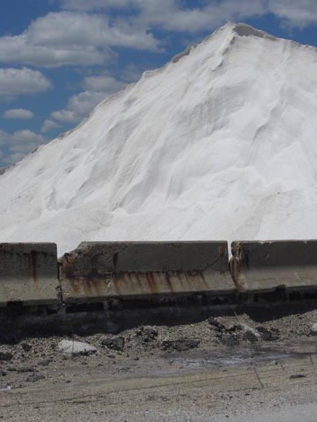 Photograph -  Jones Island Salt 1 by Anita Burgermeister