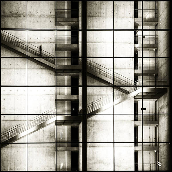 Wall Art - Photograph - [>] by Mario Benz