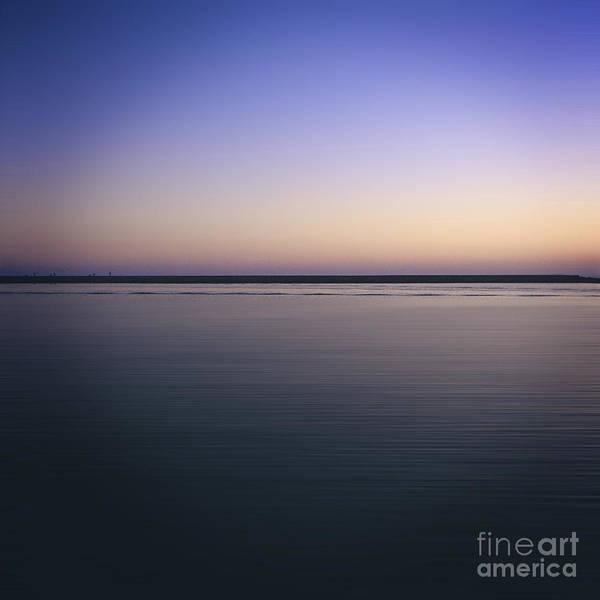 Wall Art - Photograph -  Mediterranean Sea. Provence. France by Bernard Jaubert