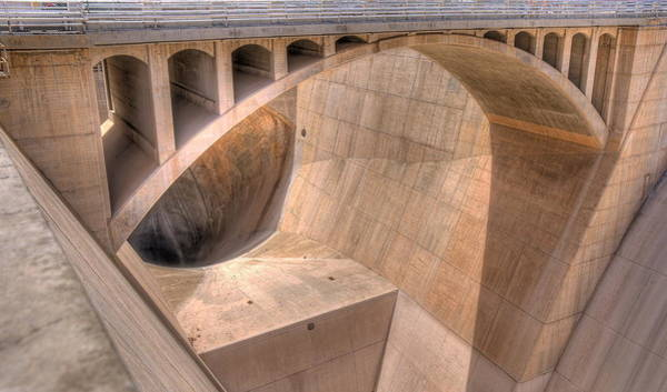 Wall Art - Photograph -  Overflow by Jack Dean