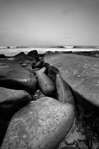 Photograph -  Perfect Light Black And White by Peter Tellone