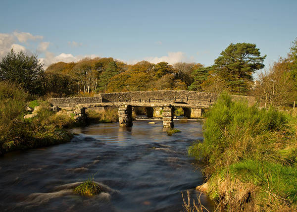 Photograph -  Postbridge On Dartmoor by Pete Hemington