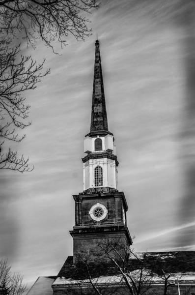 Chestnut Hill Photograph -  Presbyterian Church Of Chestnut Hill  by Bill Cannon