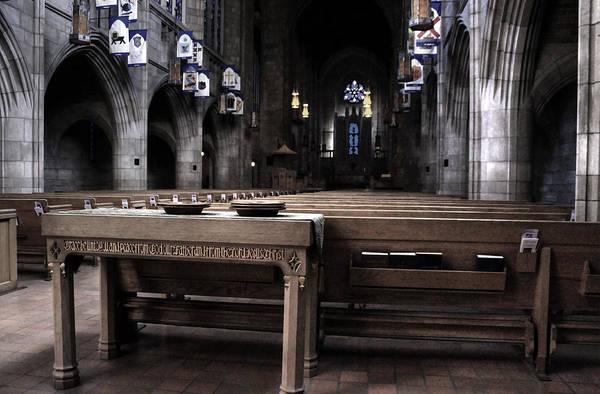 Photograph -  Saint John's Episcopal Cathedral by Lee Santa