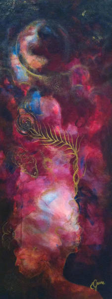 Wall Art - Painting -  Spiritual Essence   by Estela Gama