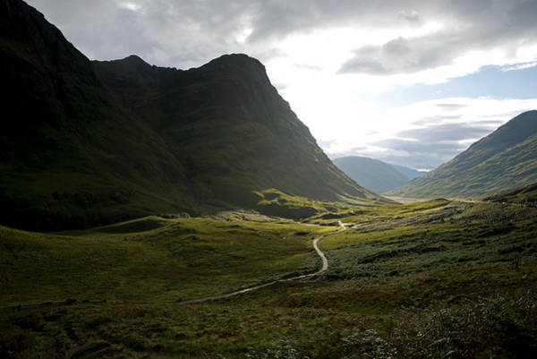 Photograph -  The Highland  - Glencoe by Dubi Roman