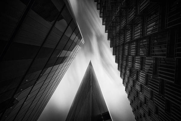 Wall Art - Photograph -  Thirty Seven Degrees - London by Ian Hufton