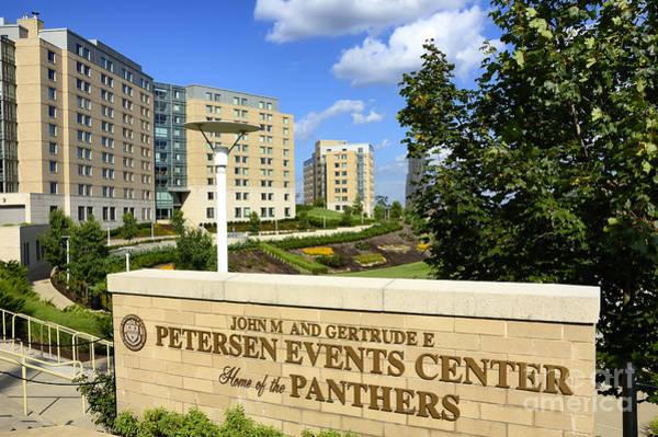 Photograph -  University Of Pittsburgh by Thomas R Fletcher