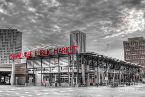 Milwaukee Photograph - 0038 Milwaukee Public Market by Steve Sturgill