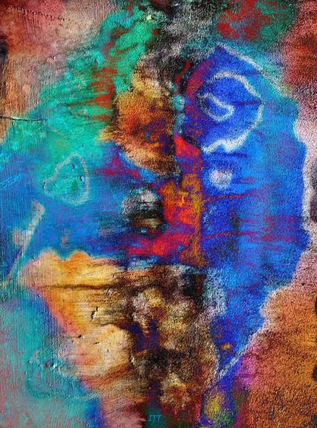 Mojo Painting - Expression With Vision by I J T Son Of Jesus