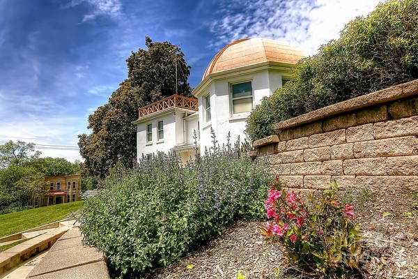 Elgin Photograph - 0439 Elgin Observatory by Steve Sturgill