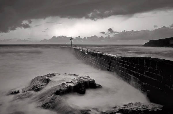 Photograph -  Porthleven In Cornwall by Pete Hemington