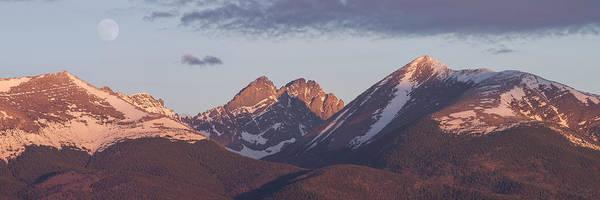 Westcliffe Photograph - 14er Panorama 3 by Aaron Spong