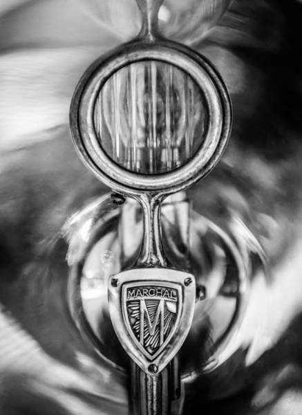 Photograph - 1926 Hispano-suiza H6b Torpedo Headlight by Jill Reger