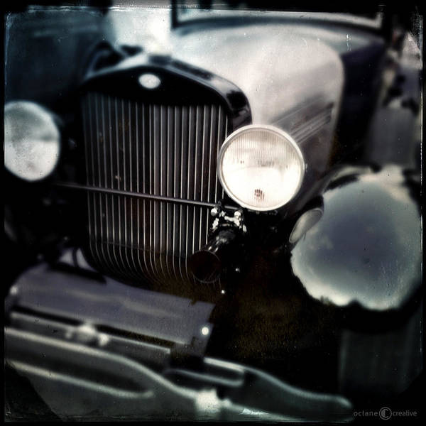 Photograph - 1928 Lincoln by Tim Nyberg