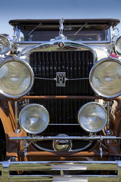 Photograph - 1929 Cadillac 341-b Sport Phaeton by Jack R Perry