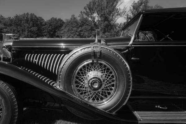 Photograph - 1929 Duesenberg Model J Covertible Coupe By Murphy by Jack R Perry