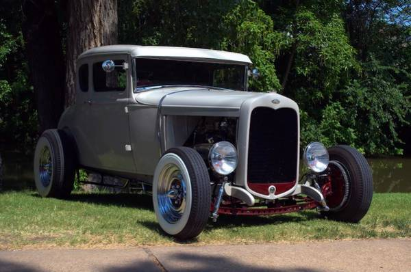Photograph - 1930 Ford Hot Rod by Tim McCullough