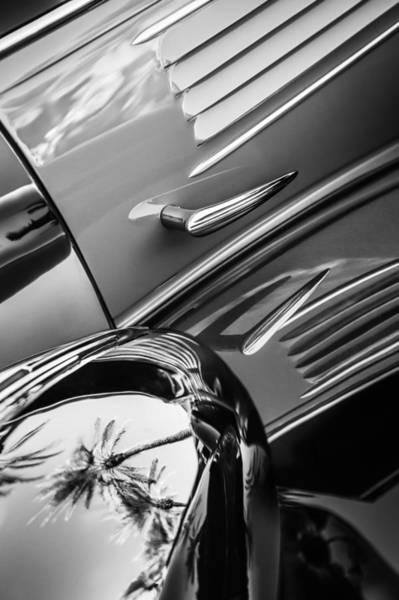 Photograph - 1939 Bugatti T57c Galibier by Jill Reger