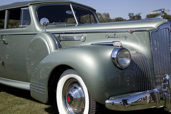 Photograph - 1941 Packard 160 Super Eight by Jack R Perry
