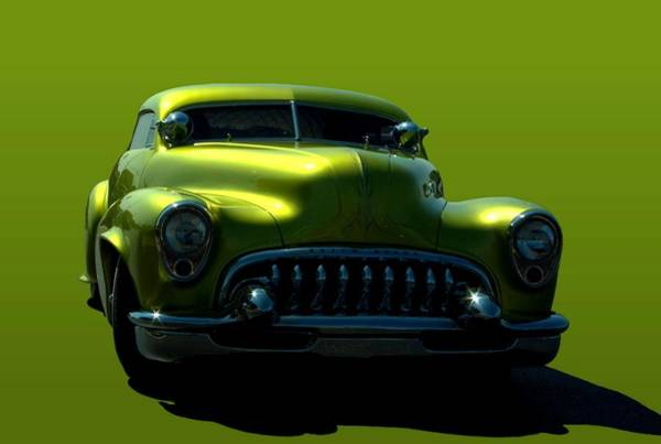 Photograph - 1947 Buick Custom Low Rider by Tim McCullough