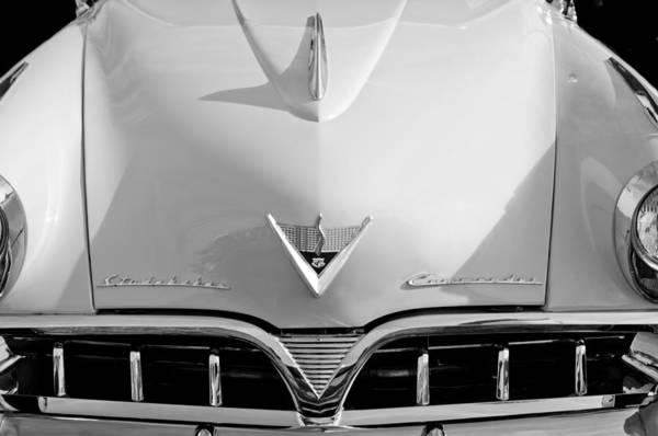 Photograph - 1953 Studebaker Emblem by Jill Reger