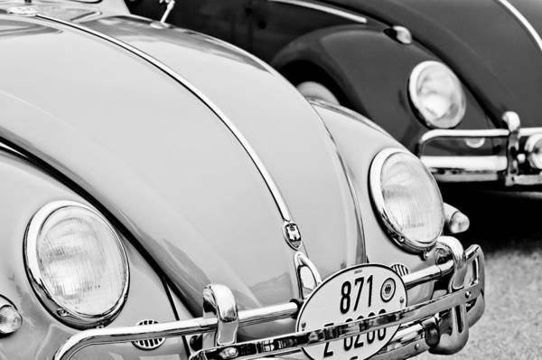 Photograph - 1956 Volkswagen Vw Bug by Jill Reger
