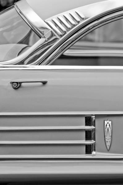 Photograph - 1958 Oldsmobile by Jill Reger