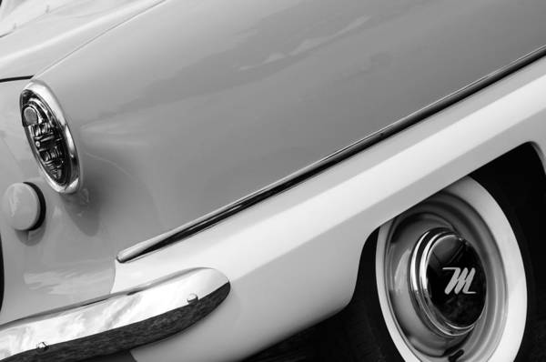 Photograph - 1959 Nash Metropolitan Wheel - Taillight by Jill Reger