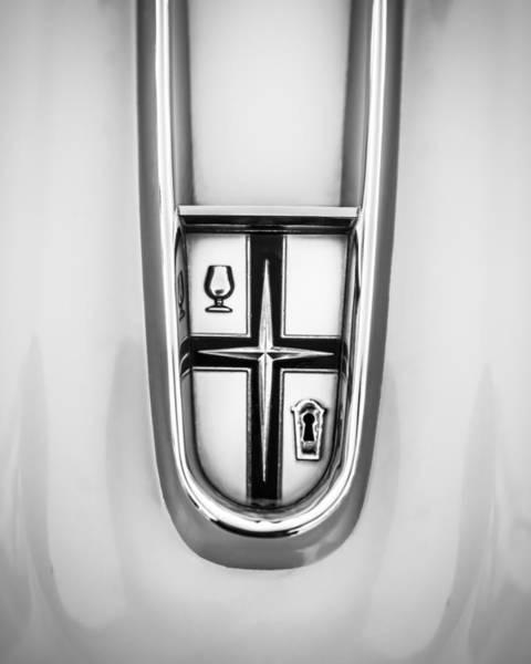 Photograph - 1960 Desoto Fireflite Two-door Hardtop Hood Ornament by Jill Reger