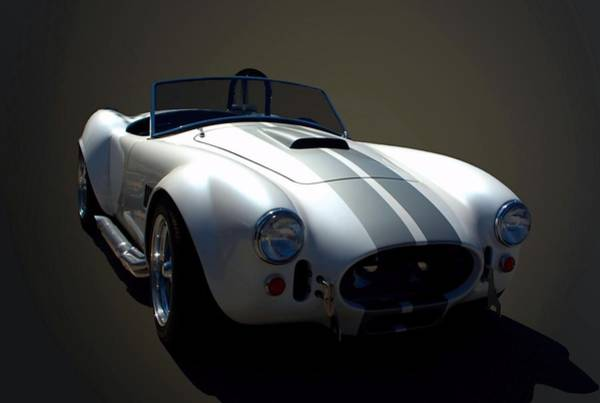 Photograph - 1965 Shelby Cobra Factory Five Replica by Tim McCullough