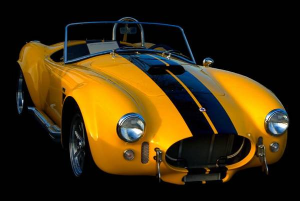 Photograph - 1966 Ac Cobra Replica By Superformance by Tim McCullough