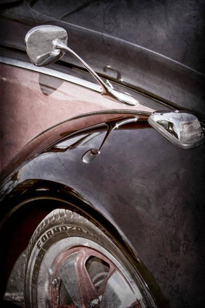 Volkswagen Photograph - 1966 Volkswagen Vw by Jill Reger
