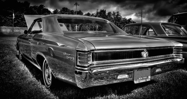 Photograph - 1967 Chevrolet Chevelle Ss by David Patterson