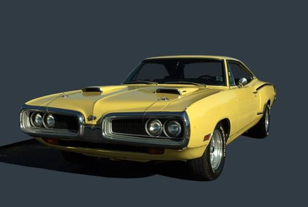 Photograph - 1970 Dodge Coronet Rt by Tim McCullough