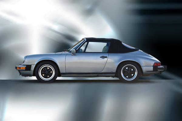 Wall Art - Photograph - 1984 Porsche 911 Carrera by Dave Koontz